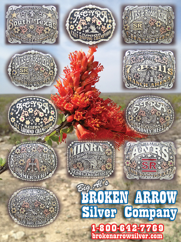 Broken Arrow Silver Company Trophy Belt Buckles & more